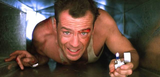 Bruce Willis Is Back as John McClane From the Past and Future