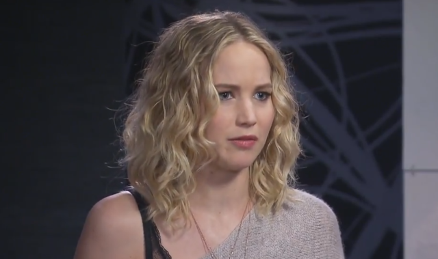 Jennifer Lawrence Plans to Disappear