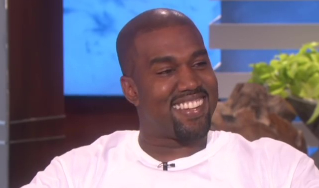There's a Lot More of Kanye West to Roast in New Pictures