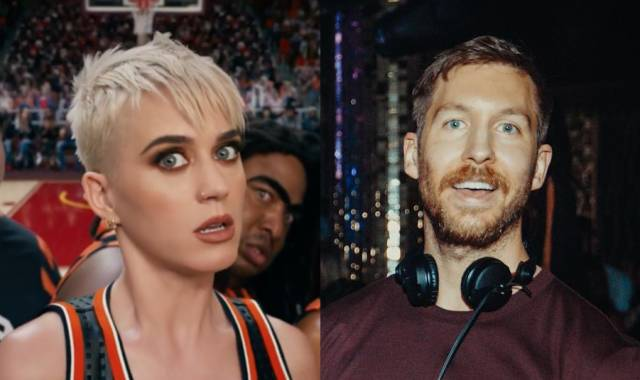 Calvin Harris and Katy Perry Want to Troll Taylor Swift