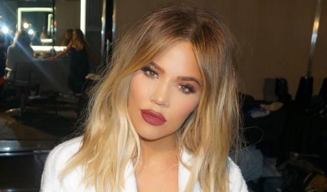 Khloe Kardashian is First Kardashian to Think Her B*tt is Too Big