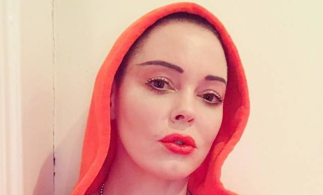 Rose McGowan Still Thinks Harvey Weinstein Might Have Her Killed