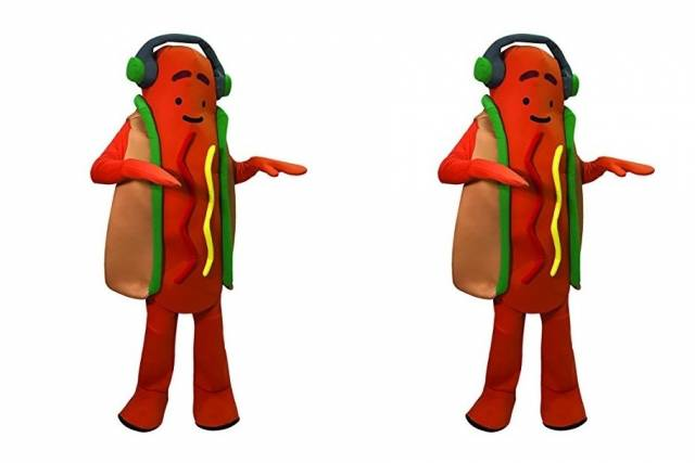 Snapchat's Dancing Hot Dog Is a Thing I Don't Understand, but You Can Be One for Halloween