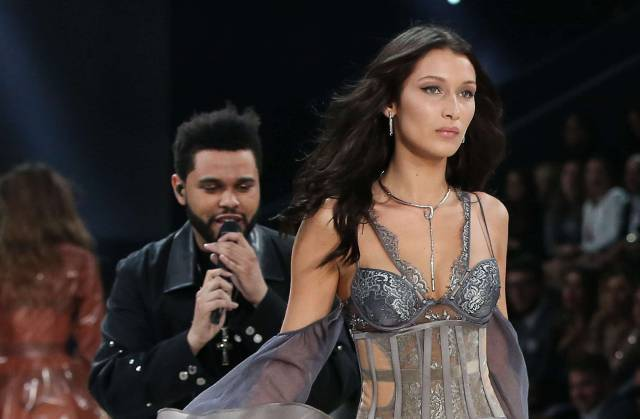 The Weeknd Once Again Getting It With Bella Hadid
