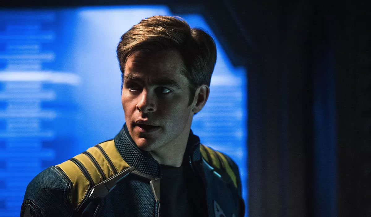 Wants His Star Trek Film To Be R-Rated