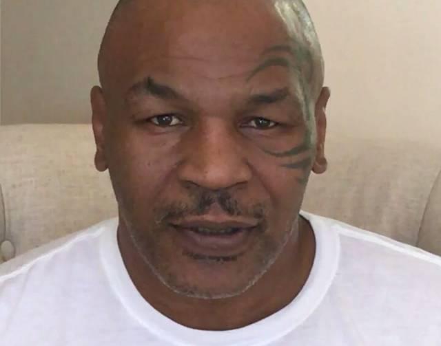 Mike Tyson breaks ground on California marijuana farm and resort