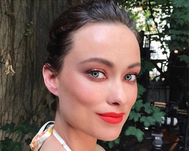 Ask Olivia Wilde About Her Cannabis Lotion