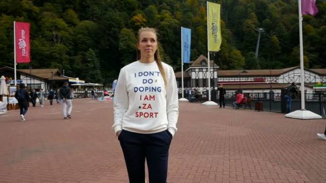 'I Don't Do Doping' Girl Caught Doping