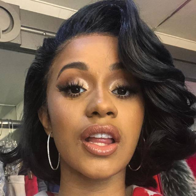 Cardi B Responds To Rumours Claiming She's Pregnant