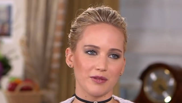Jennifer Lawrence Thinks Harvey Weinstein Is a Boil on the @ss of Hollywood