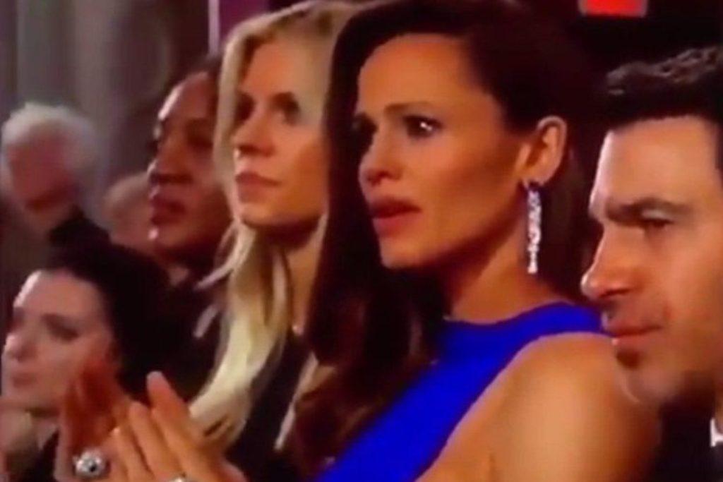 The reason behind Jennifer Garner's shocked Oscars face
