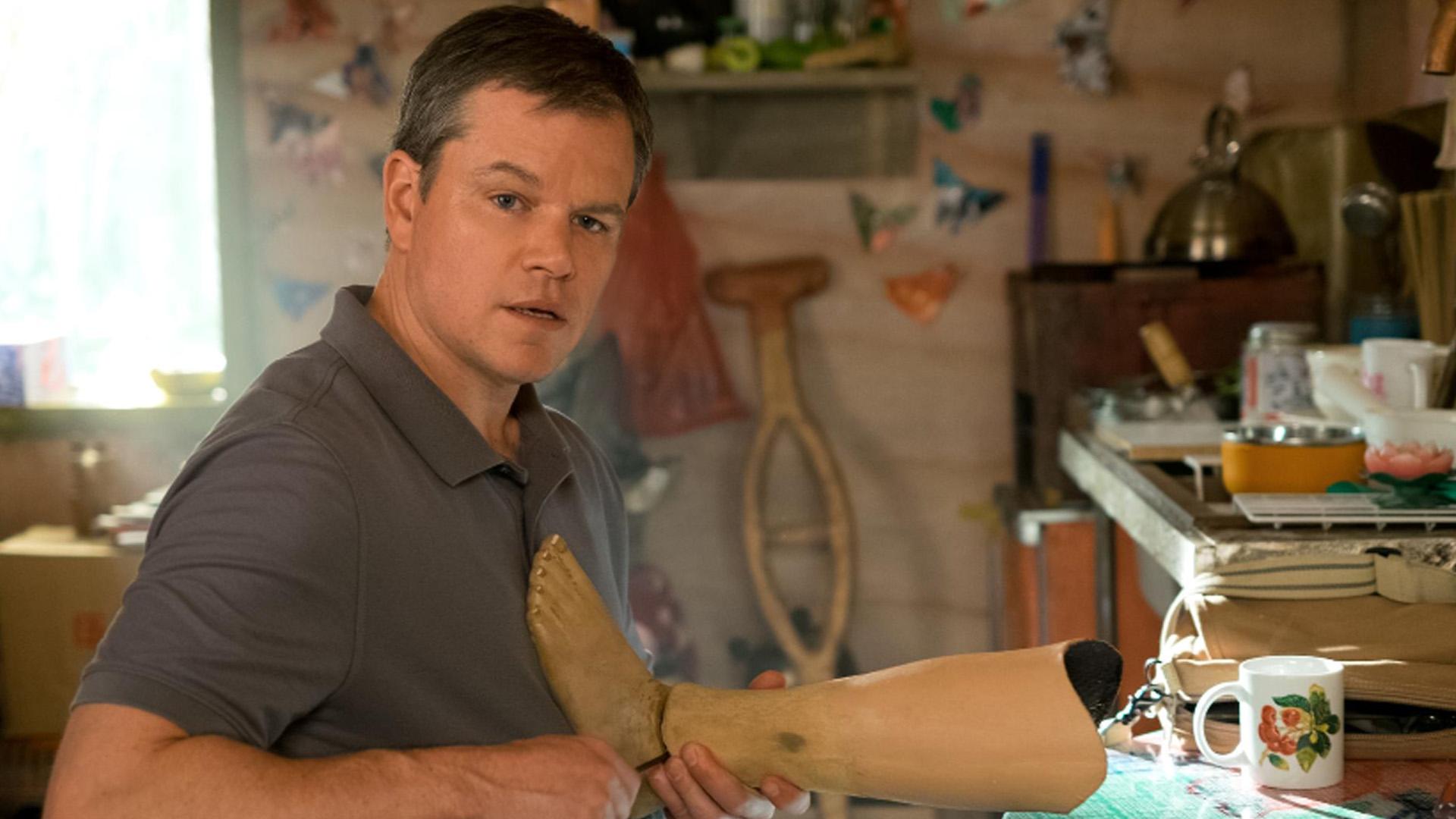 Matt Damon Moving to A...
