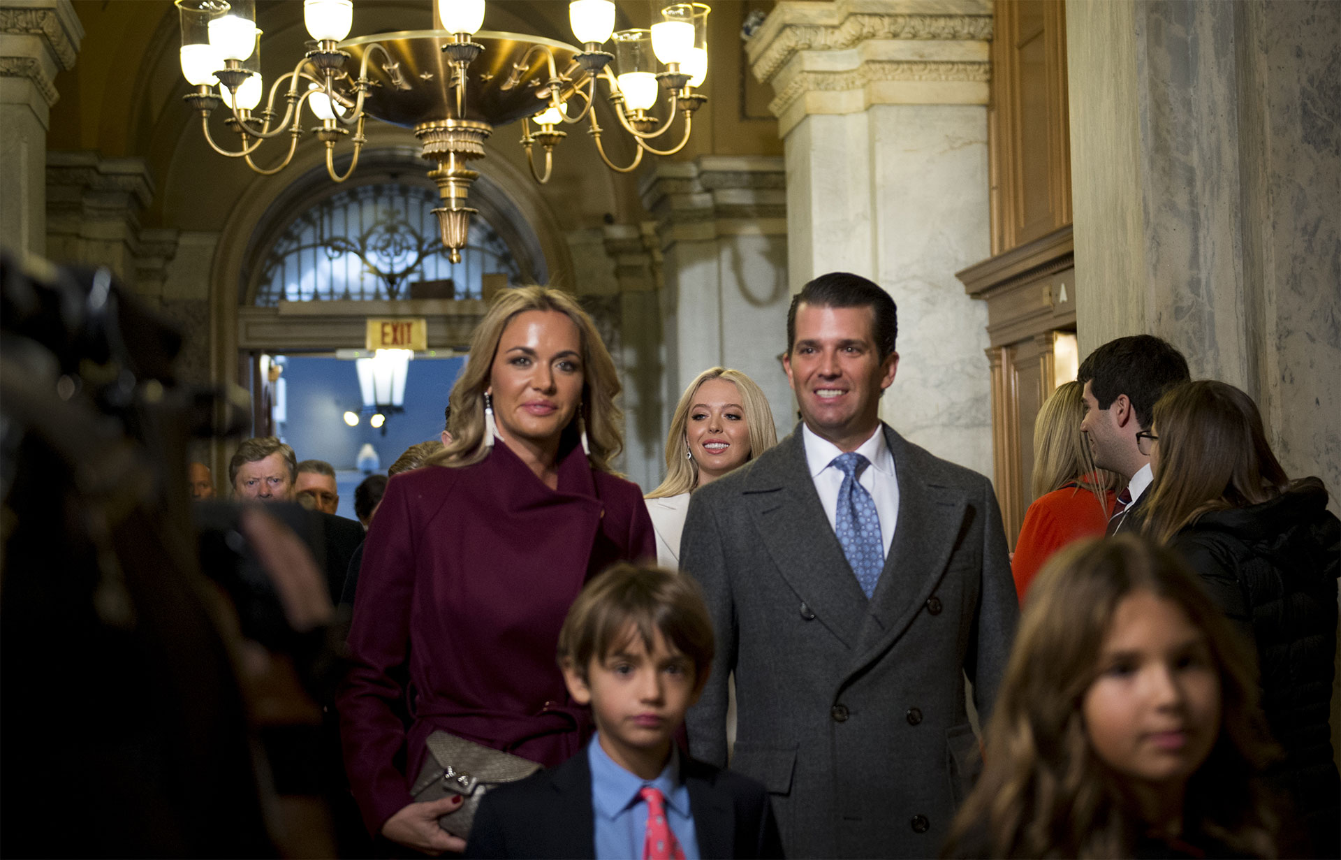 Donald Trump Jr. and Wife Vanessa Allegedly Head for Divorce