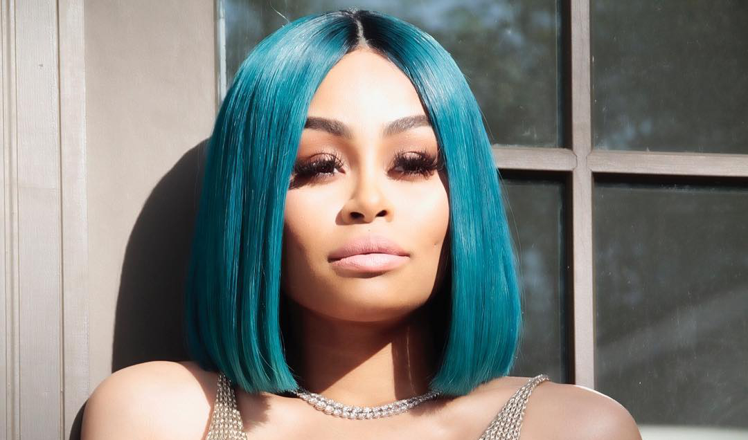 Blac Chyna gets into a toy vehicle crash in Six Flags scuffle