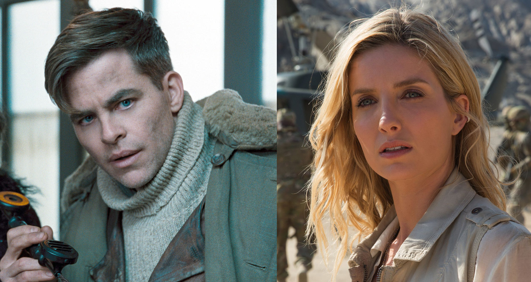 Chris Pine And Annabelle Wallis Are Hollywoods Most Boring Couple
