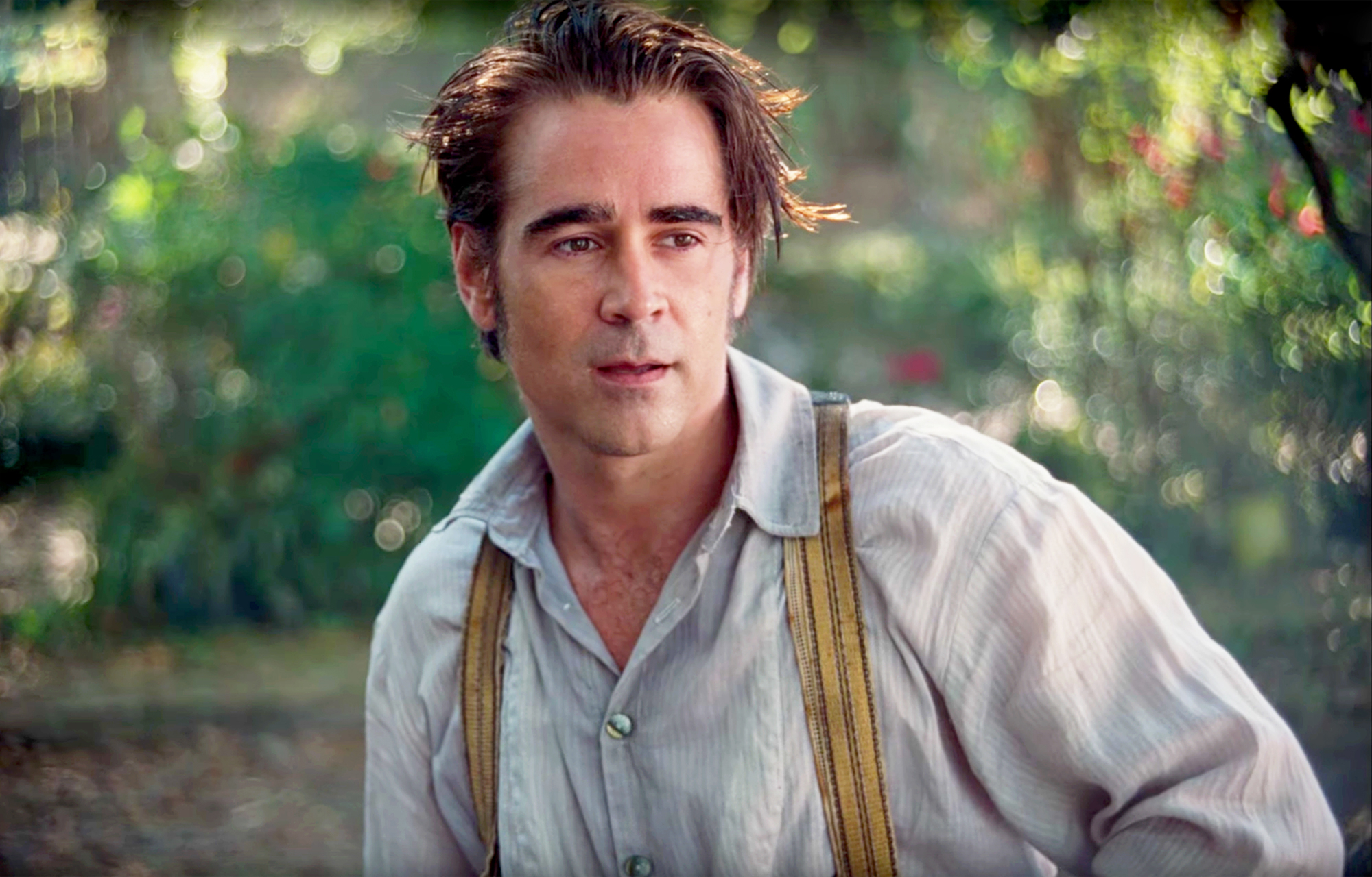 Colin Farrell Is in Re...