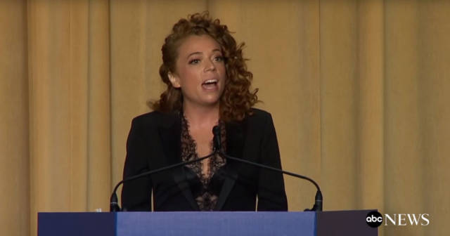 Michelle Wolf Made People Sad for Sarah Sanders