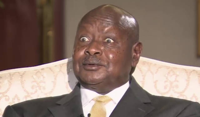 Ugandan President Wants to Ban Oral Sex: 'The Mouth is for Eating'