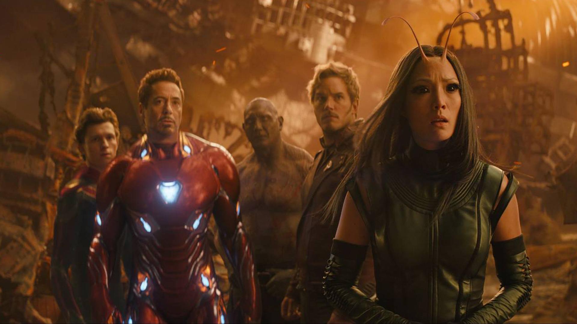 Znalezione obrazy dla zapytania avengers 4