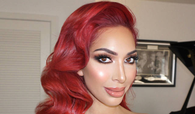 Farrah Abraham Arrested for Allegedly Being Famous