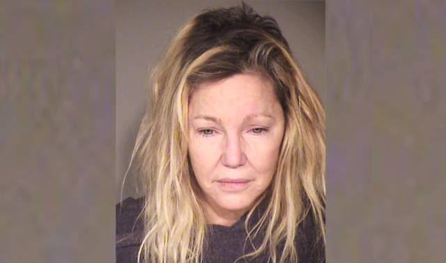 Heather Locklear Still Hates the Police, Arrested for Beating a Cop Up
