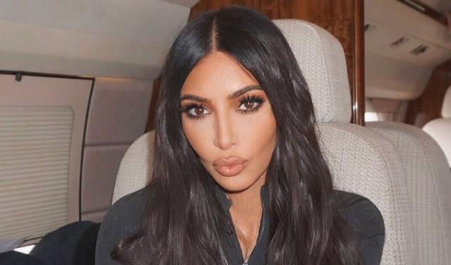 Kim Kardashian Wants to Creep on Tristan Thompson's Instagram