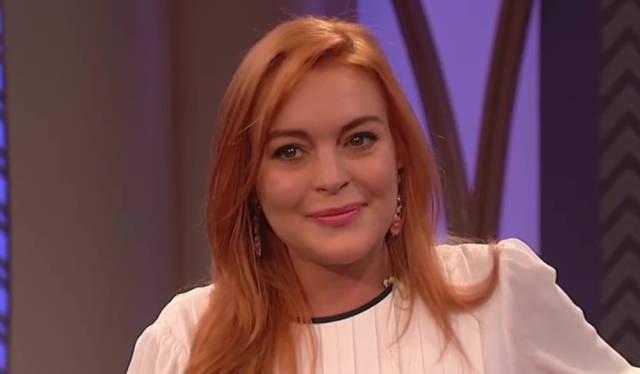 Lindsay Lohan Working on Reality Show Where She's the Boss