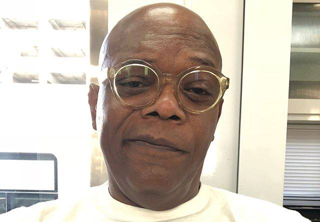 Samuel L. Jackson Laughs at Your Attempts to Get Him Banned From Twitter