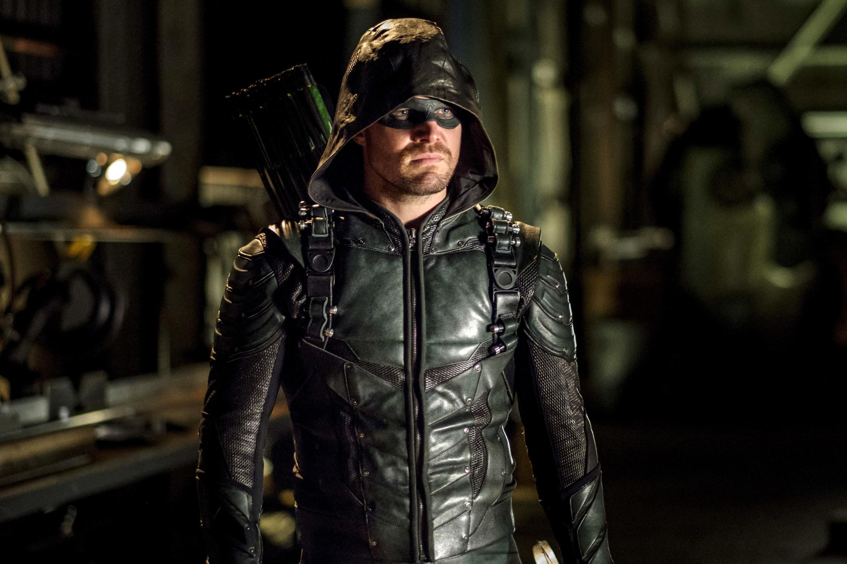 Stephen Amell is Pretty Pissed DC Is Trying to Rebrand the Arrowverse