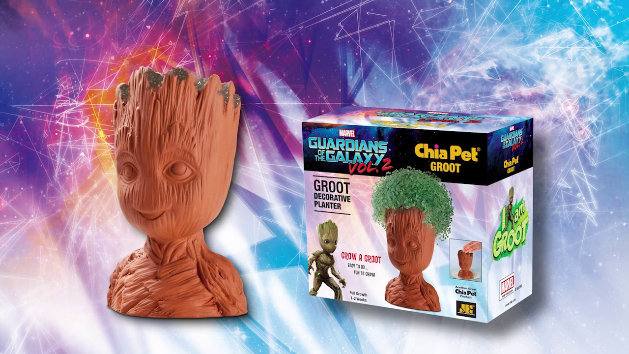 Chia Pets Are Making a Comeback With 'Rick and Morty