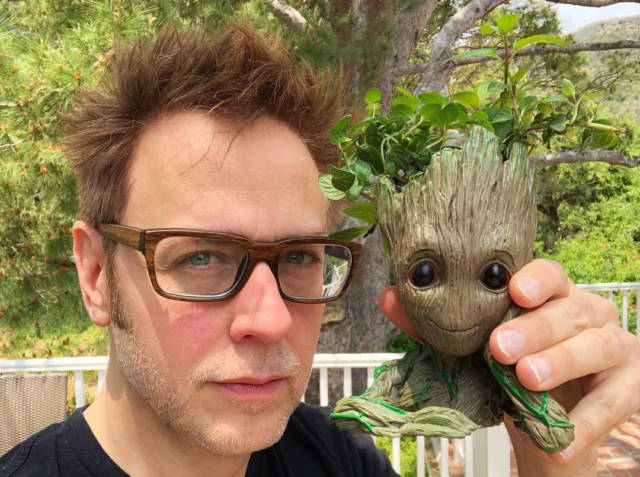 James Gunn Has Given His First Interview About Being Fired and Rehired By Disney