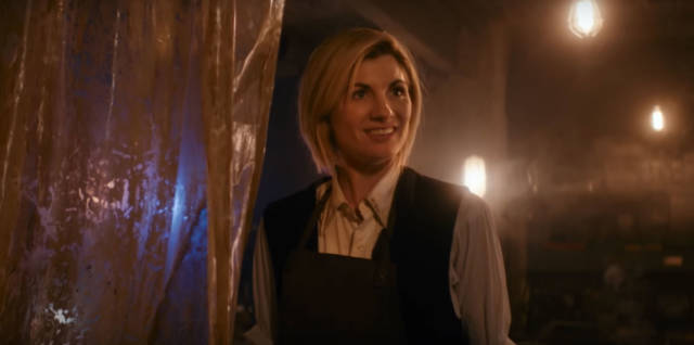 'Doctor Who': Get a Sneak Peak at Jodie Whittaker and Her