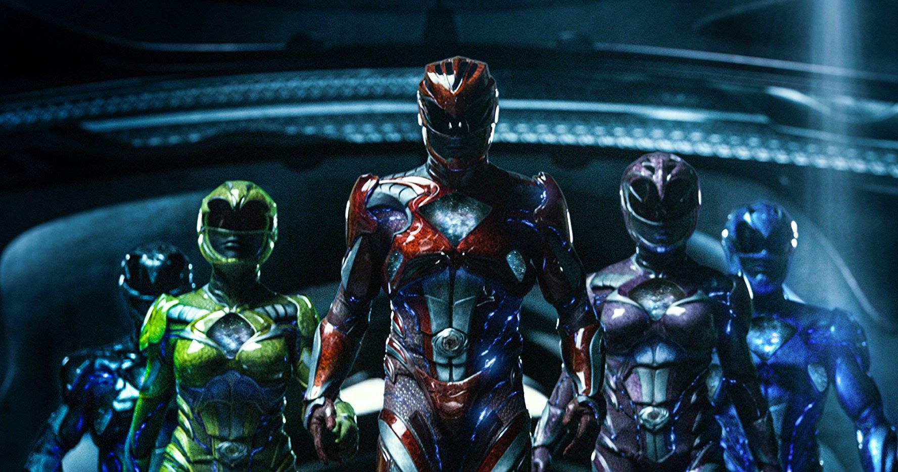 There's a New 'Power Rangers' Movie in Development | The Blemish