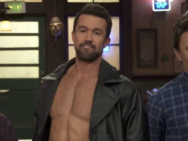 'Always Sunny's' Rob McElhenney Shares His Simple Trick for Getting Super Fit