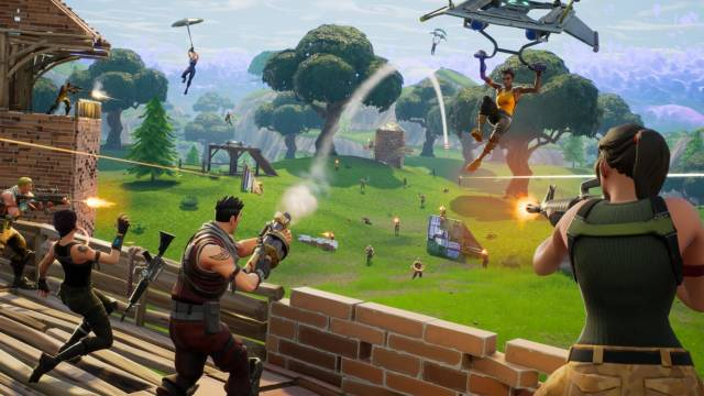 Hey You. Yeah, You. Stop Playing 'Fortnite' Before Your Wife Leaves You