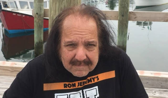 More Sexual Assault Charges for Ron Jeremy, Who Could Be Clogging Prison Shower Drains for 250 Years