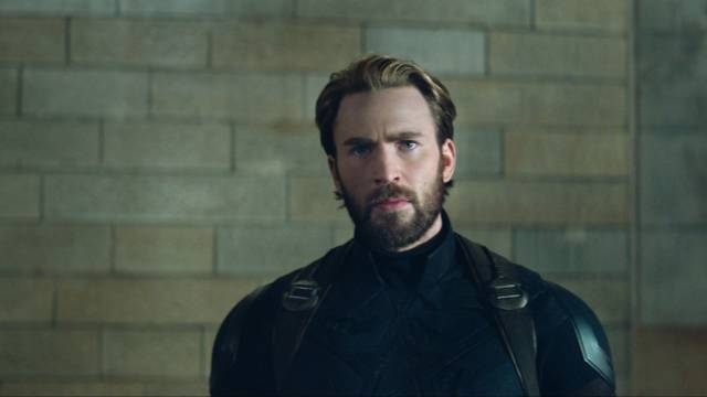 Chris Evans Says it Was…