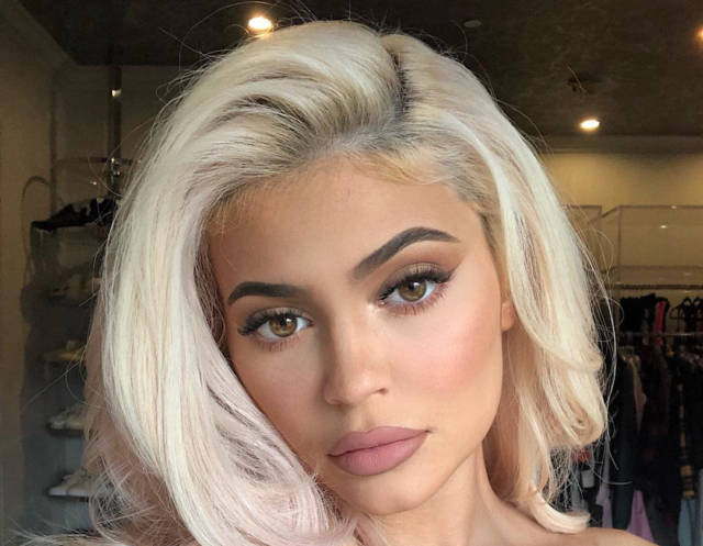 Kylie Jenner Got Her Lips Reinflated