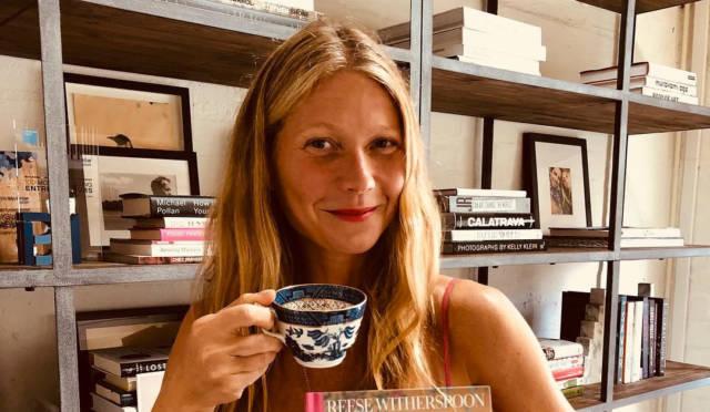 Gwyneth Paltrow Says She Made Yoga Popular