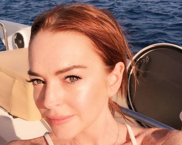 Lindsay Lohan's Reps Scour Facebook for 'Substantial Endorsements'