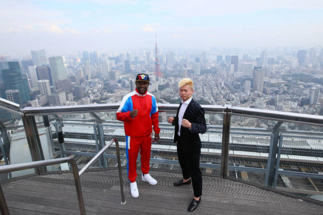 Mayweather Pulls Out of Tenshin Fight, Must Have Seen Fight Footage
