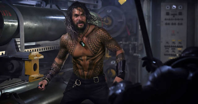 'Aquaman' Just Beat 'The Dark Knight Rises' as the Biggest DC Comics Movie Ever