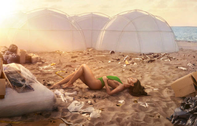 Would You Suck a Dick to Save the Fyre Festival?