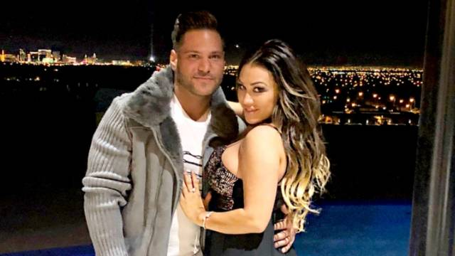 'Jersey Shore's' Ronnie Ortiz-Magro Got Beat Up By His Girlfriend Jen Harley