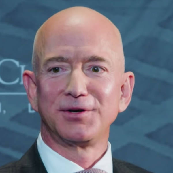 Amazon Founder Jeff Bezos Sexts Leak I Love You Alive