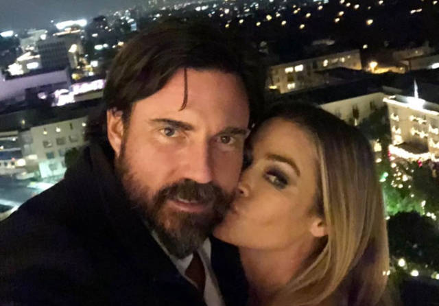 Denise Richards Wants You to Know About Her Husband's Big Penis