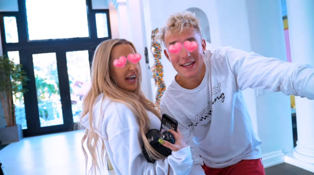 Tana Mongeau and Jake Paul Are Either Engaged Or Have a New Plan to Get Clout