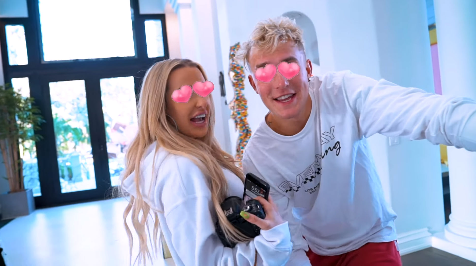 Jake Paul and Tana Mongeau Are Dating, and Their Nightmare ...
