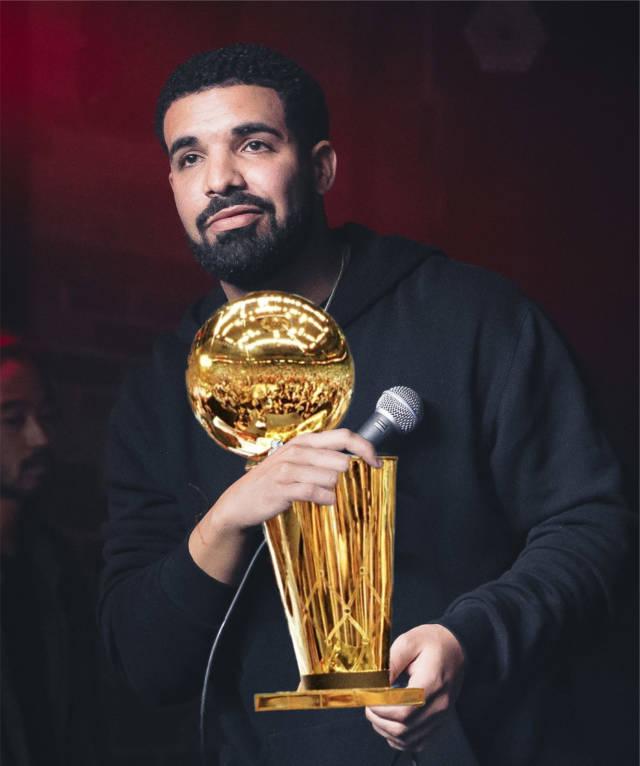Drake Wins The NBA Championship