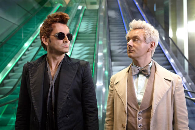 A Christian Group Want Netflix to Cancel 'Good Omens', a Show That Already Ended and Isn't on Netflix